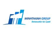 MINH THANH 貿易サービス株式会社ロゴ