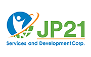 JP21 SERVICES AND DEVELOPMENT CORPORATIONロゴ