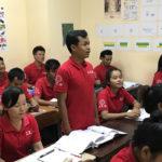 カンボジア実習生